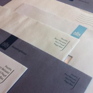 zakelijk postadres